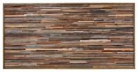 Shop Houzz | CarpenterCraig Reclaimed wood wall art made ...