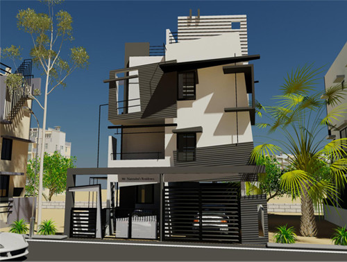 Modern Residential House Plans & Contemporary Home Designs