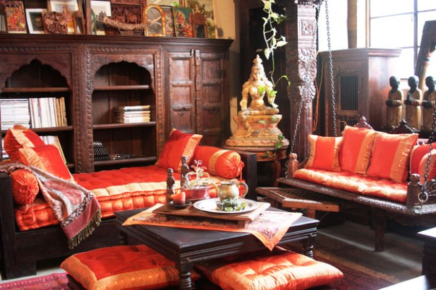 indian living room mediterranean los angeles - Living Room Furniture Los Angeles