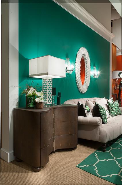 Road to Emerald 2013  Contemporary  Living Room  las