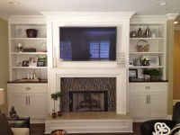 Built ins - Eclectic - Living Room - San Diego - by Savvy ...