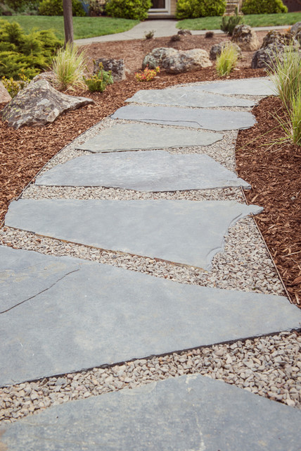 iron mountain flagstone gravel