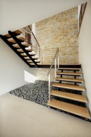 Corona Del Mar Beach Bungalow   Contemporary   Staircase ...