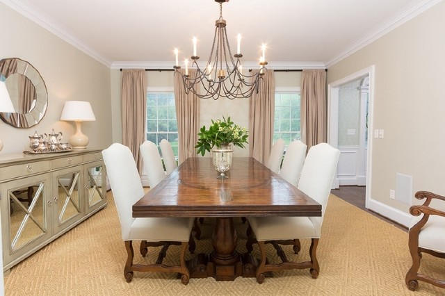 Buckhead Atlanta Home Traditional Dining Room Atlanta By