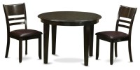 Boly-Cap Kitchen Table Set - Transitional - Dining Sets ...