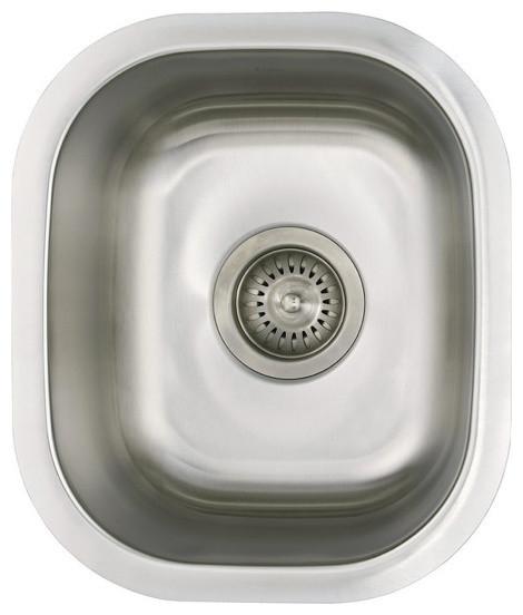 12 ellis stainless steel undermount kitchen sink small single bowl bar island