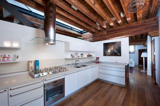 Cucina e arredo completo rustico  Moderno  Cucina