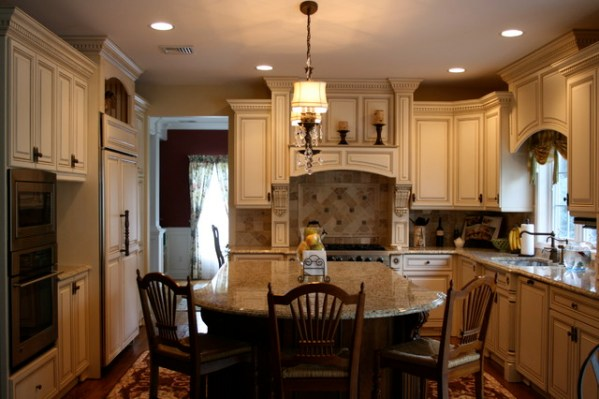 traditional country kitchen design English Country Kitchen