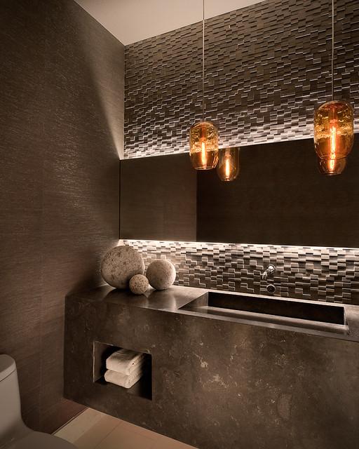 Ownby Design contemporary-powder-room