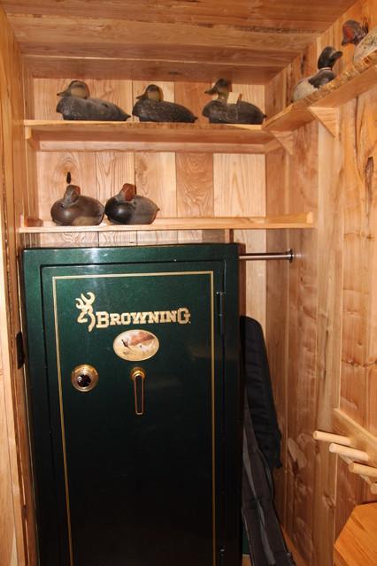 Gun Room Traditional Closet Detroit By Jast