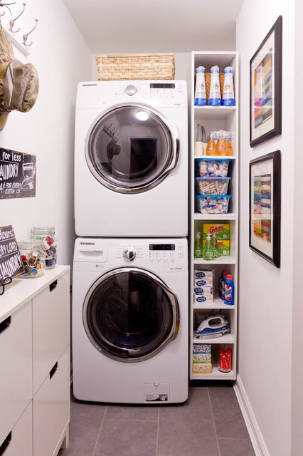 Lowes Kitchen Giveaway  Contemporary  Laundry Room