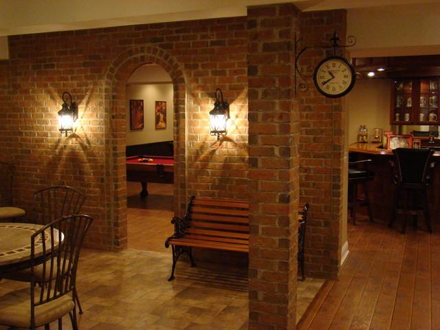 The Finished Basement LLC  Traditional  Basement  Cincinnati  by The Finished Basement