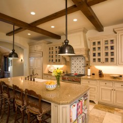 French Country Kitchen Chairs Ergonomic Chair The Castle Pepperwood Provence - Traditional Salt Lake City By Quilter Construction ...