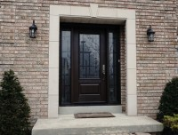 Transitional style entry doors - 2015 projects