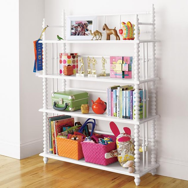 Guest Picks Bookshelves For Kids' Rooms