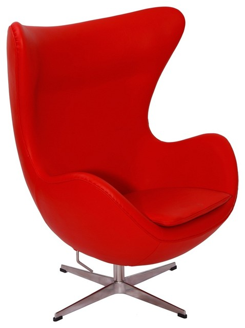Modern Egg Chair  Midcentury  Armchairs And Accent