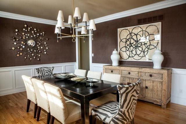 Casually Elegant Dining Room