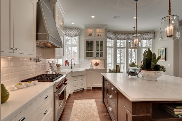 Parade of Homes Spring 2013  Traditional  Kitchen  minneapolis  by Great Neighborhood Homes