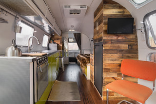 My Houzz: New Life And Style For A  Airstream ( Photos)