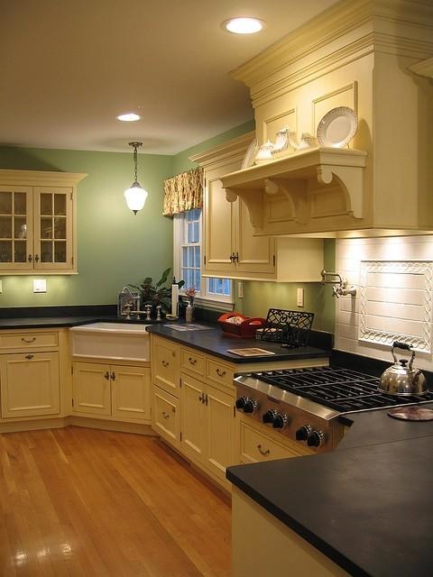 Multi Level Kitchen Design