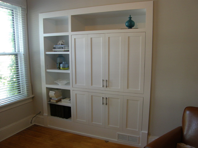 Milwaukee Built-In Cabinets