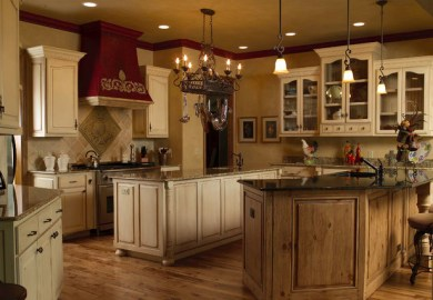 Kitchen Cabinets Okc