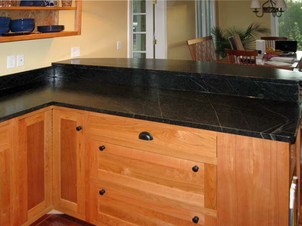 costco kitchen sink macy's sets soapstone countertops - traditional ...