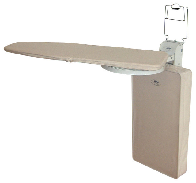 Lifestyle Wall Mounted Ironing Board Vertical