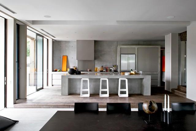 Sorrento House Kitchen  Contemporary  Kitchen