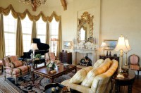 St. Albans - Traditional - Living Room - Denver - by Rose ...