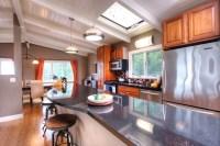Eclectic Mid-Century Cottage - Eclectic - Kitchen - san ...
