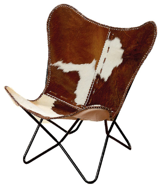 bedroom chair brisbane dining styles and names iconic butterfly sling with hand top-stitching cow hide - contemporary armchairs ...