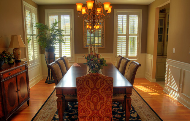 Decorated Model Homes Traditional Boston By Marini Homes LLC