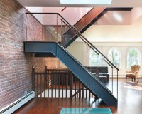 Switch Back Stairs Home Design Ideas, Pictures, Remodel ...