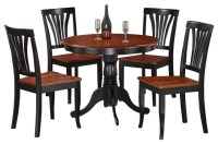 Anav-W Kitchen Table Set - Traditional - Dining Sets - by ...