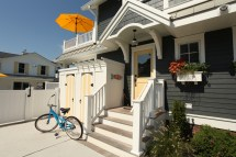Beach Cottage Style Exterior