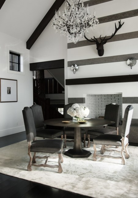 Elegant and Modern Dining contemporary-dining-room