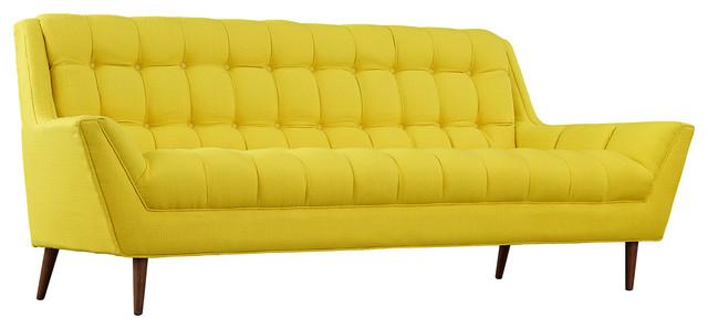 contemporary fabric sofas sofala show horse program modern sofa yellow