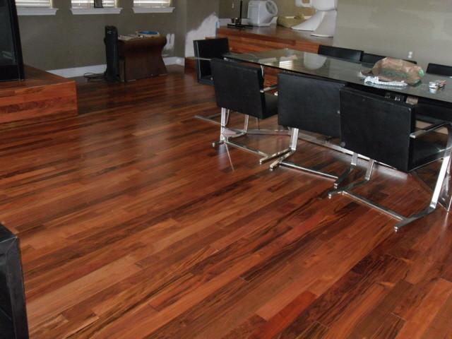 Patagonian Rosewood Flooring
