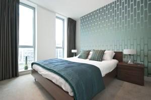 bedroom modern cellular detroit wall paint