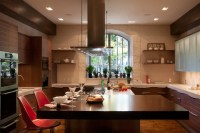 Contemporary Tuscan - Contemporary - Kitchen - Los Angeles ...