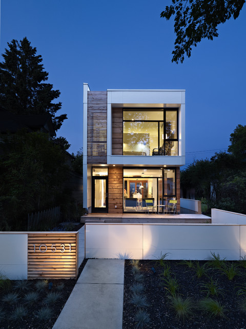 modern exterior - THE MOST AMAZING ROOF TOP GLASS HOUSE IDEAS AND PICTURES