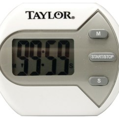 Taylor Kitchen Timer Cabinets Sets Precision Products Digital Contemporary