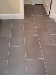 Girls Bathroom Floor