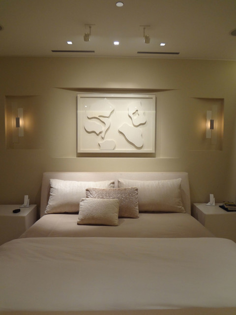 Avenue Wall Sconce By Leucos  Contemporary Bedroom