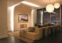 TV Backboards - Modern - Home Cinema - Houston - by ...