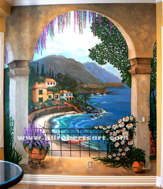 Kitchen Wall Mural