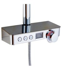 Digital Thermostatic Shower Set Thermostatic Mixing Valve ...