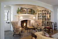 Canary Cottage - Traditional - Family Room - Philadelphia ...