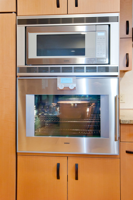 Gaggenau Oven And Microwave Modern Major Kitchen